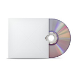 We provide custom packaging for your CDs and DVDs