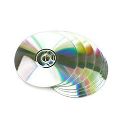 CD/DVD Packaging